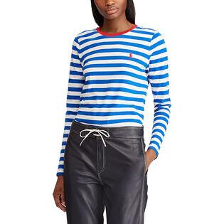 Women's Striped Cotton Top