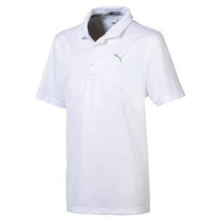 Junior Boys' [8-16] Essential Polo