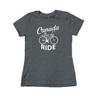 Women's Ride Canada T-Shirt