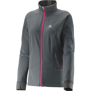 Women's Momentum Softshell Jacket