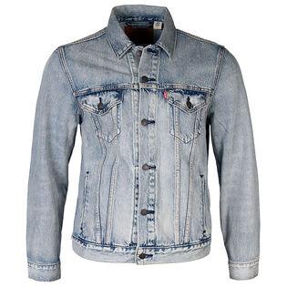 Men's Vintage Fit Trucker Jacket