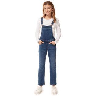 Junior Girls' [7-14] Nashville Denim Overall