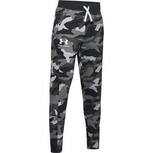Pantalon de jogging Rival à imprimé camouflage pour garçons juniors [8-16]