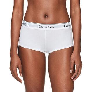 Women's Basic Boyshort Underwear