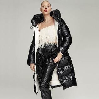 Women's Dizin Longline Puffer Coat