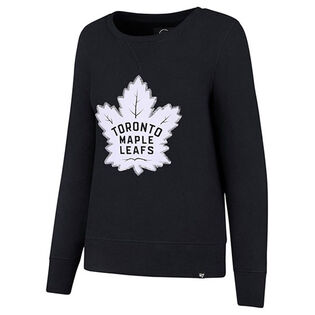 Women's Toronto Maple Leafs Sparkle Headline Sweatshirt