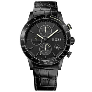 Rafale Leather Watch