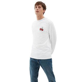 Men's Rose Bed Long Sleeve T-Shirt