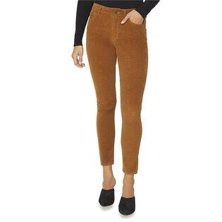 Women's Social Standard Skinny Corduroy Pant
