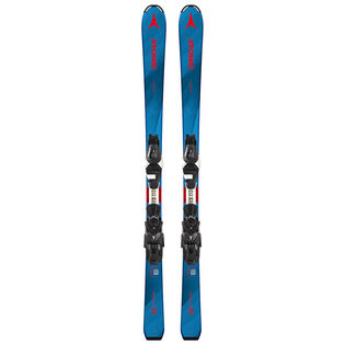Juniors' Vantage Jr 130-150 Ski + C5 Binding [2019]