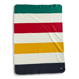 Chunky Stripe Throw Blanket