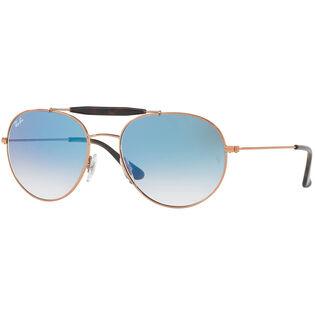 RB3540 Round Sunglasses
