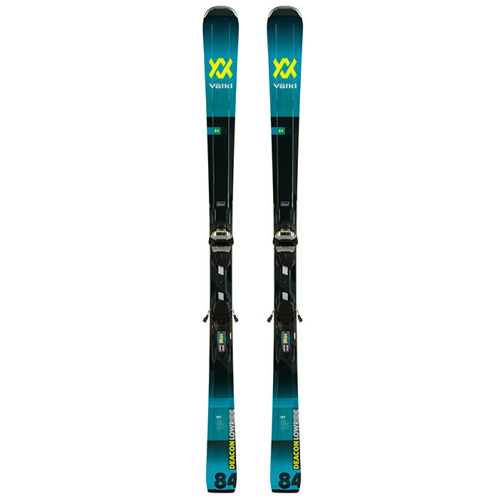 Deacon 84 Ski + LowRide XL GW Binding [2020]