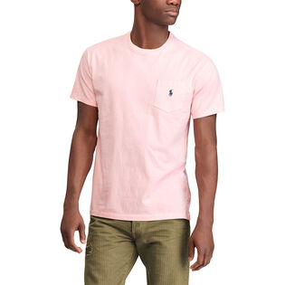 Men's Classic Fit Pocket Cotton T-Shirt