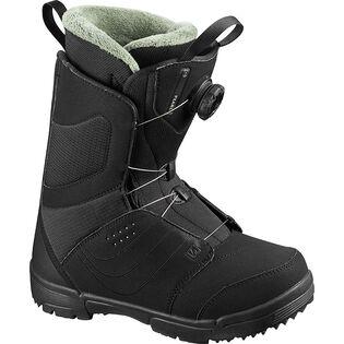Women's Pearl Boa® Snowboard Boot [2021]