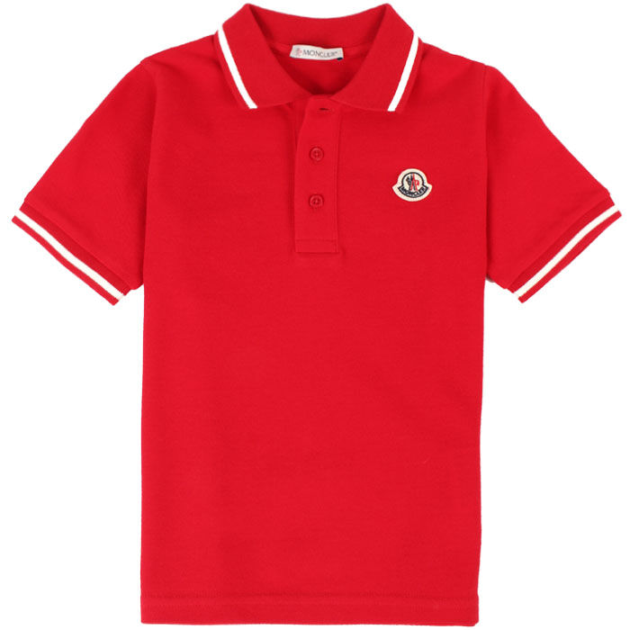 Boys' [4-6] Tipped Pique Polo