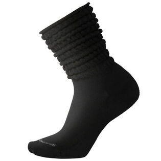 Women's Slouch Cable Mid Calf Sock