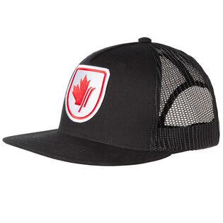 Men's Flatbrim Trucker Cap
