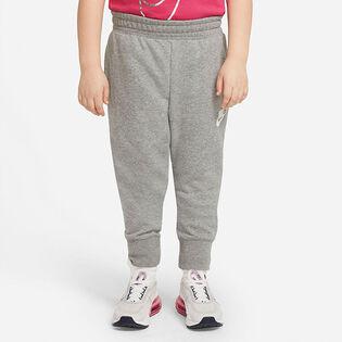 Junior Girls' [7-16] Sportswear Club French Terry Pant