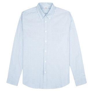 Men's Oxford Polka Dot Shirt