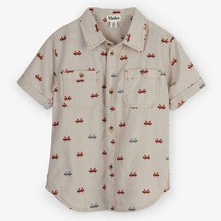 Boys' [2-6] Tiny Canoes Shirt