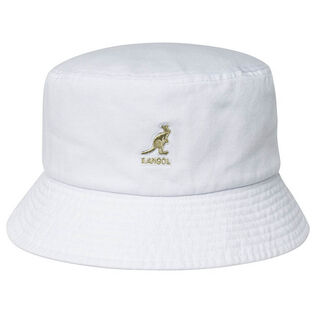 Unisex Washed Bucket Hat