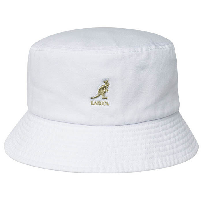 a99d4fbf44f5d9 Unisex Washed Bucket Hat | Kangol | Sporting Life Online