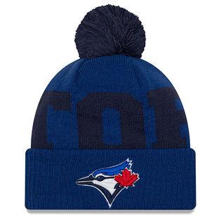 Men's Toronto Blue Jays Pompom Beanie