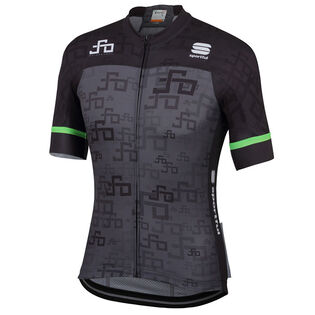 Men's Sagan Logo Bodyfit Team Jersey