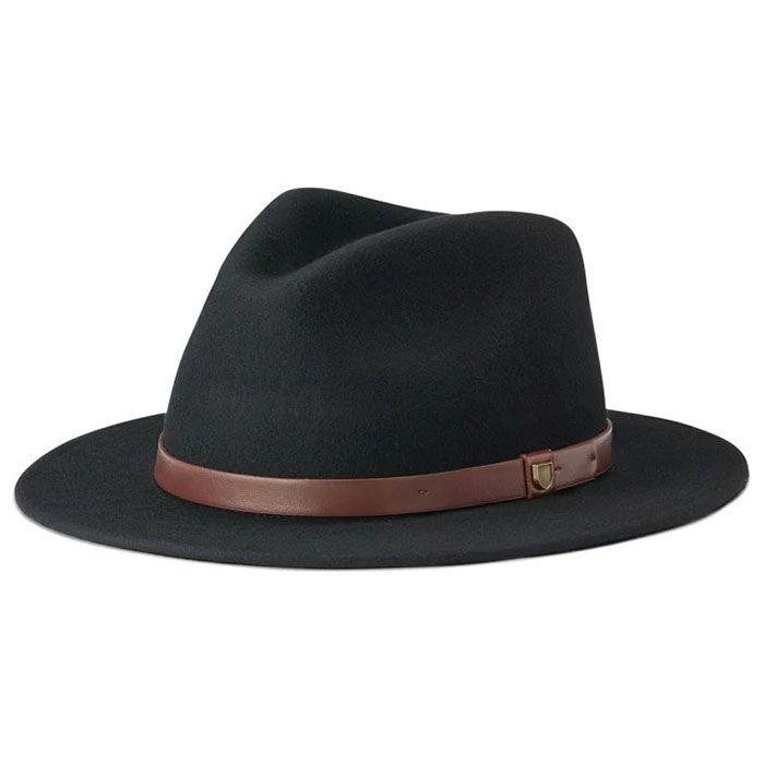 Chapeau fedora Messer unisexe