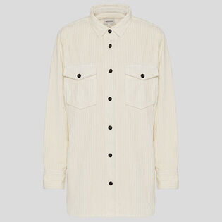 Women's Relaxed Corduroy Shirt