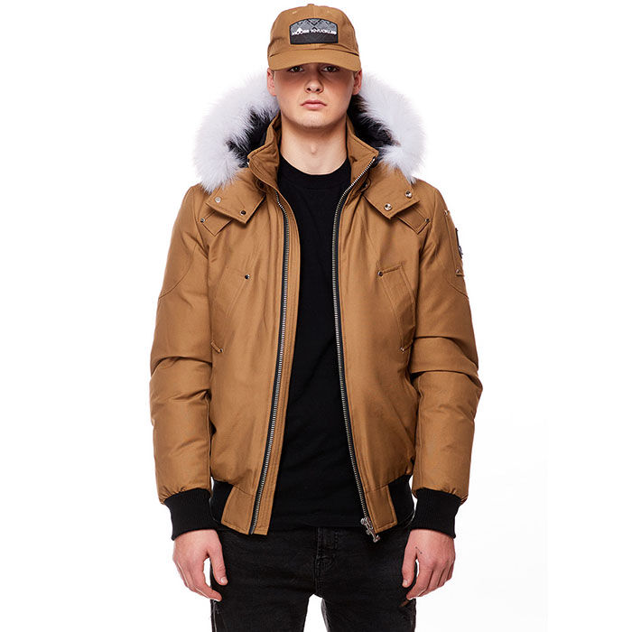 Manteau blouson Ballistic pour hommes