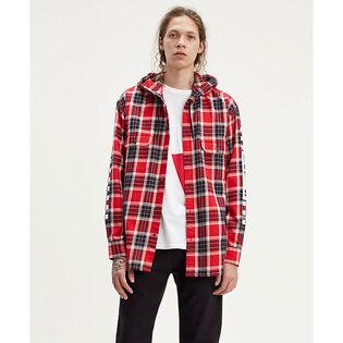 Men's Hooded Worker Shirt
