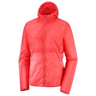 Women's Elevate Aero FZ Hoodie Jacket