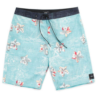 Junior Boys' [8-16] Hawaii Floral Boardshort