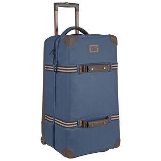 Wheelie Double Deck Bag