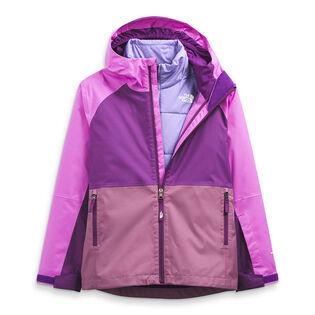 Junior Girls' [7-20] Freedom Triclimate® Jacket