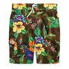 Maillot de bain floral-camo Kailua pour garçons juniors [8-20]