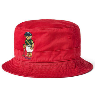 Men's Polo Bear Chino Bucket Hat