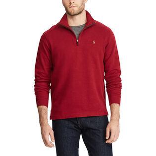 Men's Estate Rib Half-Zip Sweater