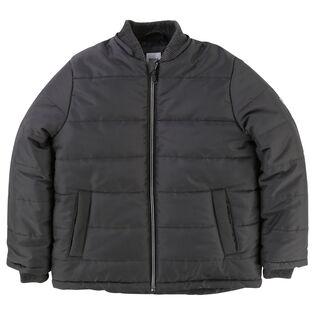 Junior Boys' [6-16] Logo Back Puffer Jacket