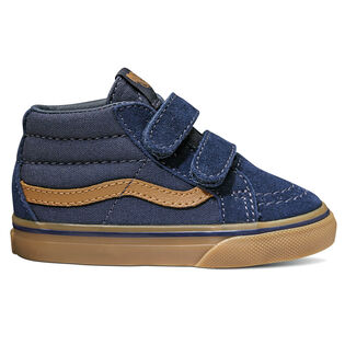 0d30ef5be9a Babies   3-10  Suede Sk8-Mid Reissue V Shoe