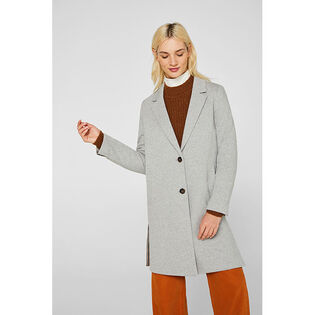Women's Jersey Blazer Coat