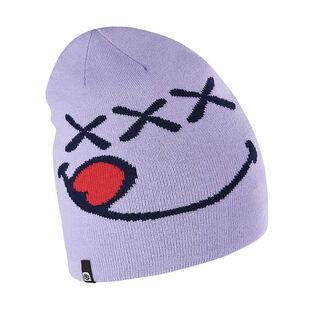 Juniors' B-Smiley Reversible Hat