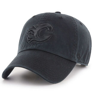 Men's Calgary Flames Clean Up Tonal Hat