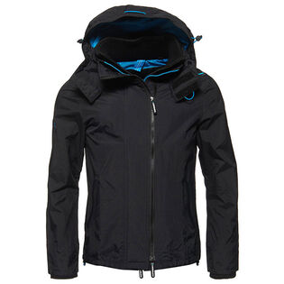 Men's Technical Pop Zip Windcheater Jacket