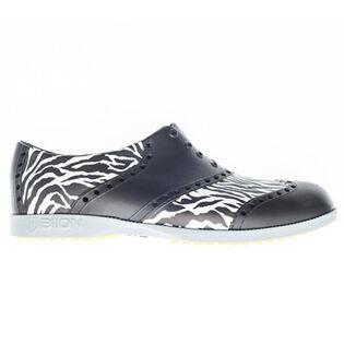 Men's Zebra Golf Shoe
