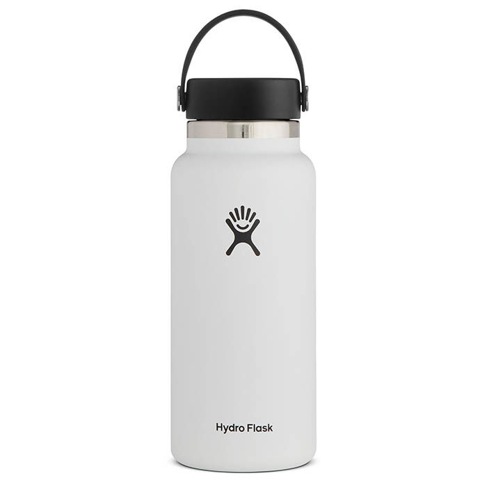 Wide Mouth Insulated Bottle (32 Oz)
