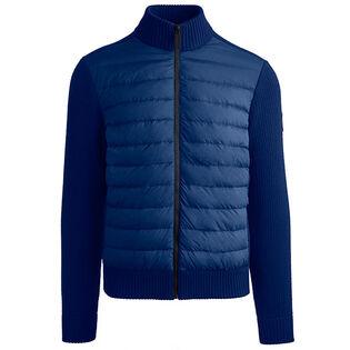 Veste en tricot Hybridge pour hommes