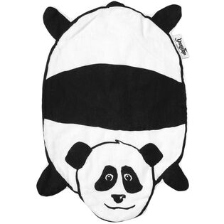 Babies' Dribble Droolers Pete The Panda Burp Cloth
